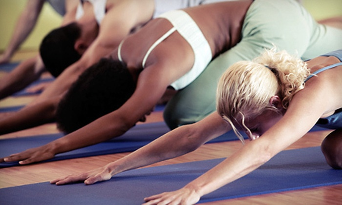 Yoga at RedRocks CrossFit - Downtown Colorado Springs: 10 or 20 Yoga Classes at Yoga at RedRocks CrossFit (Up to 67% Off)
