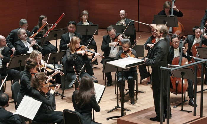 "Composers Without Boundaries Featuring Haik Kazazyan - Lincoln Center for the Performing Arts - Alice Tully Hall: Riverside Symphony Performs ""Composers Without Boundaries"" Featuring Haik Kazazyan on June 4 (Up to 50% Off)"