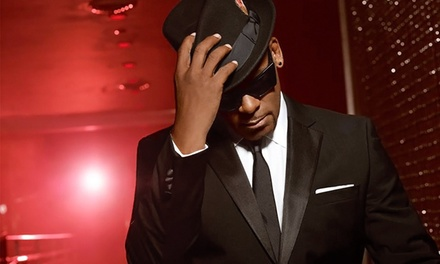 R. Kelly at Stockton Arena on Friday, May 1, at 7 p.m. (Up to 30% Off)
