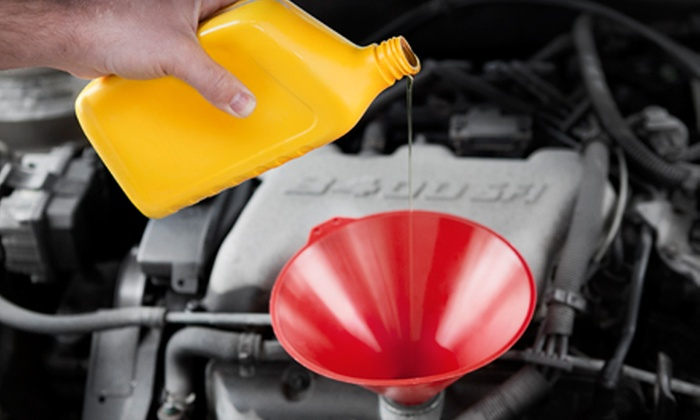 Tilden Car Care - Northlake Business Park: Oil Change with Standard or Synthetic Oil and a Tire Rotation at Tilden Car Care (Up to 76% Off)