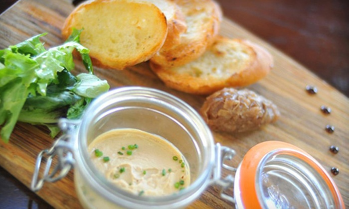 Le Grand Bistro and Oyster Bar - Central Business District,Lodo,Lower Downtown: $25 for $50 Worth of French Dinner Cuisine at Le Grand Bistro and Oyster Bar