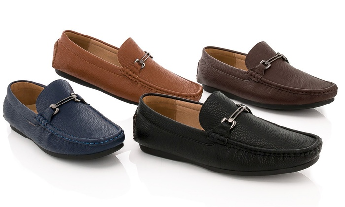 Franco Vanucci Men's Casual Loafer