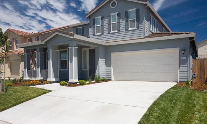 Overhead Door Pro - Houston: Garage Door Tune-Up and Inspection from Overhead Door Master (46% Off)