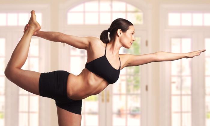 Bikram Yoga Rockville - North Potomac: 5, 10, or 20 Classes at Bikram Yoga Rockville (Up to 68% Off)