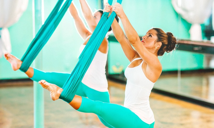 B.You Fitness - East Louisville: 5 or 10 Mix-and-Match B.Barre and B.Silque Classes at B.You Fitness (Up to 53% Off)