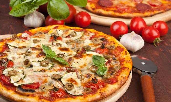 Gigio's Pizzeria - Evanston: $20 Off $40 of 2 Entrees and 2 Alcoholic Beverages at Gigio's Pizzeria