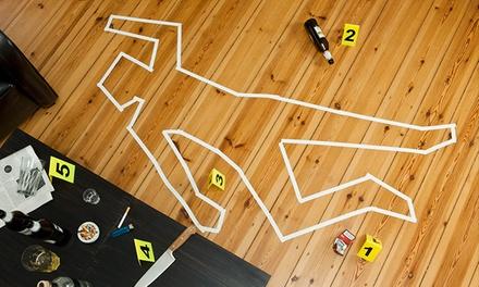 Online-Kurs Kriminologie, opt. mit Fernlehrerbetreuung u. Abschlussprüfung, von Laudius (bis zu 83% sparen*)