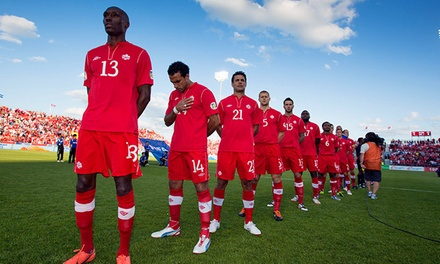International Soccer Match Between Canada's Men's National Team and Jamaica at BMO Field on September 9 (Up to 46% Off)