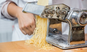 The Chef School SA: Learn How To Make Pasta From Scratch Course from R368 with The Chef School SA (Up to 65% Off)