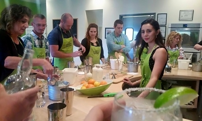 The Curious Kitchen - Murfreesboro: Adult Cooking Class for One or Two at The Curious Kitchen (Up to 48% Off)