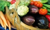 Carolina Grown - Downtown Fayetteville: $23 for a Free-Range-Chicken and Local-Vegetable Package from Carolina Grown (Up to $48.95 Value)
