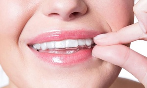 SmileCareClub: $59 for an At-Home Evaluation Kit for Invisible Aligner Treatment from SmileCareClub ($95 Value)