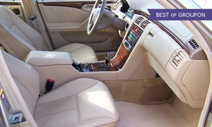 Absolute Perfection: Full Exterior and Interior Detail at Absolute Perfection (Up to 48% Off). Three Options Available.
