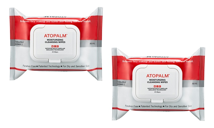 Atopalm Moisturizing Cleansing Wipes: Atopalm Moisturizing Cleansing Wipes