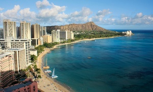 4-Star Condo Resort on Honolulu's Waikiki Beach