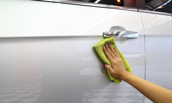 va mobile detail - Hampton Roads: Up to 55% Off Exterior Wash and Wax at va mobile detail
