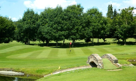 18 Holes of Golf with Hot Drink for Two or Four at Forest Hills Golf Club