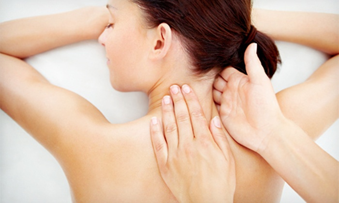 Salon Ubon - Granger: $35 for a One-Hour Massage at Salon Ubon ($70 Value)