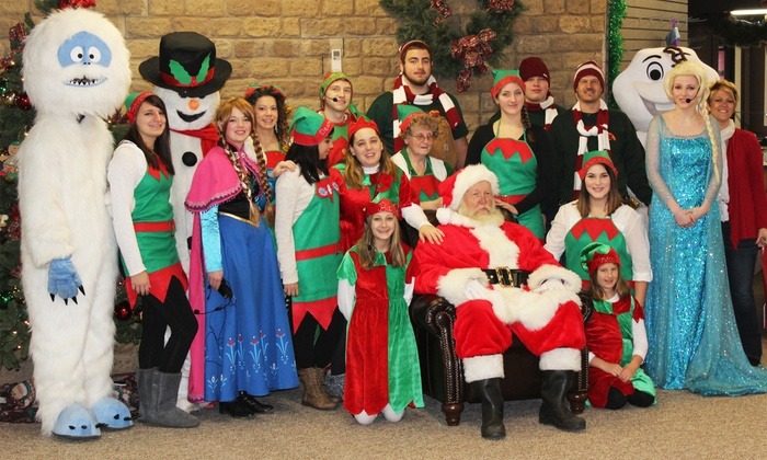 Santa's Winterfest at Country Junction - Lehighton: Entry to Santa's Winterfest at County Junction for Adults and Kids (52% Off). Three Options Available.