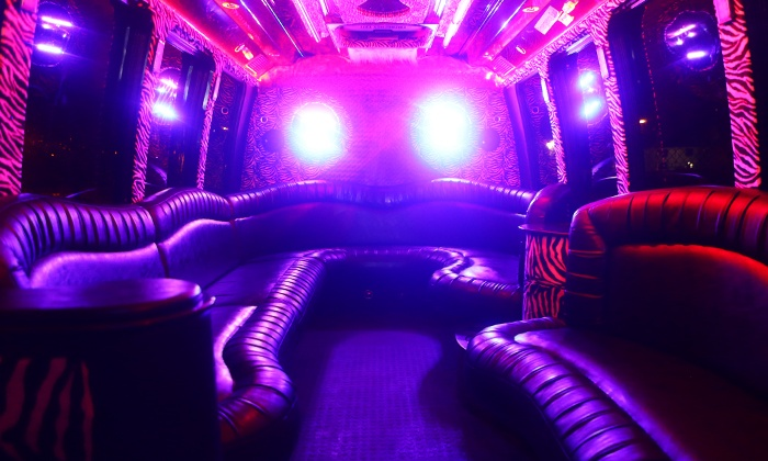 PARTY BUS ANIMALS - Atlanta: Two- or Four-Hour Party-Bus Rental from Party Bus Animals (Up to 46% Off)