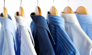 Tiffany Cleaners: $20 for $40 Worth of Dry Cleaning at Tiffany Cleaners