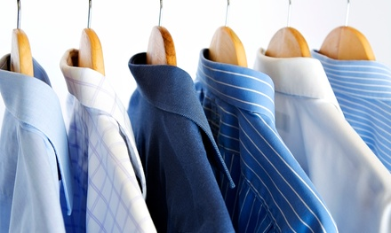 $20 for $40 Worth of Dry Cleaning at Tiffany Cleaners