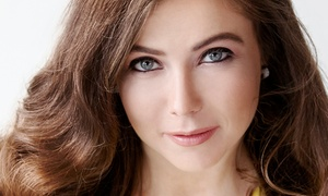 VKSkin Spa: One or Two Mircrocurrent Face-Lifts at VKSkin Spa in Brooklyn (Up to 82% Off)