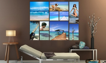 Printed Canvas Packages from Fine Art Canada (Up to 70% Off). Five Options Available.