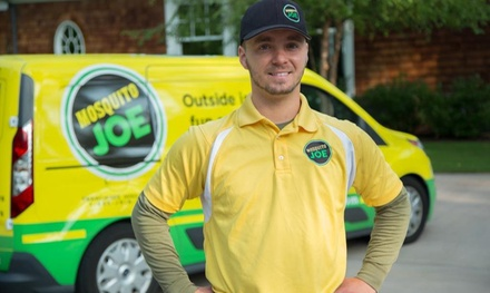 $38 for $69 Worth of Pest-Control Services — Mosquito Joe