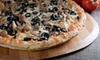 Eastlake Romio's Pizza & Sports Bar - Seattle: Greek-Style Pizza and Italian Food at Eastlake Romio's Pizza & Sports Bar (Up to 50% Off)