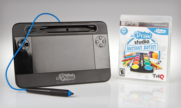 Udraw game tablet xbox 360 instructions.