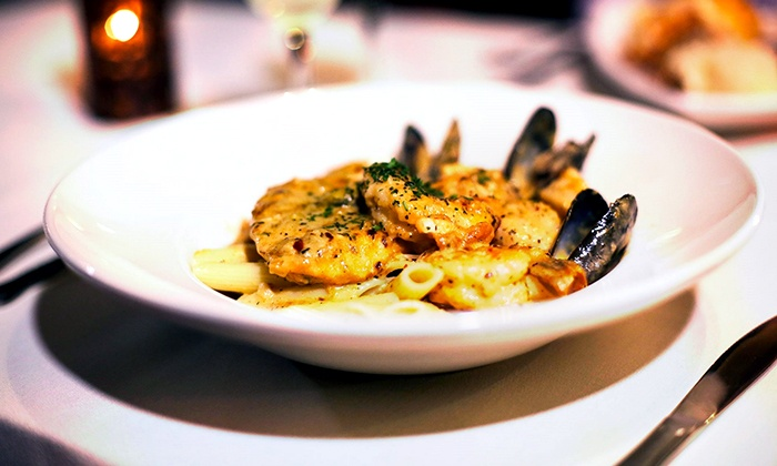 Hs Lordships - Berkeley Marina: Fresh Seafood and Drinks at Hs Lordships (Up to 30% Off)