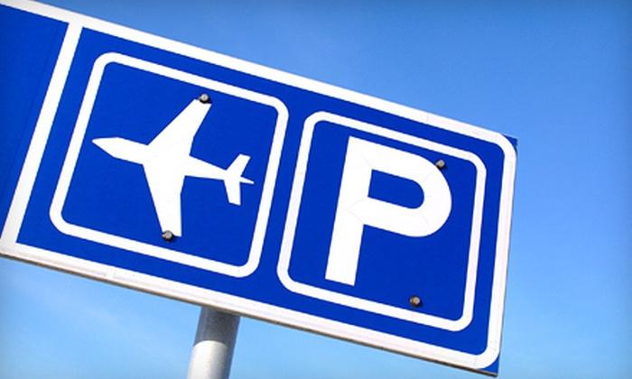 Continental Parking Orlando - Orlando: 4 or 7 Consecutive Days or 10 Nonconsecutive Days of Airport Parking at Continental Parking Orlando (Up to 57% Off)