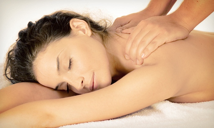 Touch of Sam - North Hills: $37 for a 60-Minute Custom Deep-Tissue Massage at Touch of Sam ($75 Value)