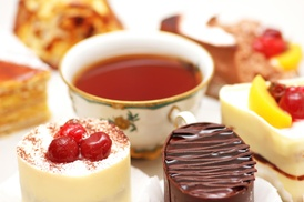 Purl Cafe & Tea room: Tea Sandwich Sampler at Purl Cafe & Tea room (42% Off)