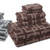 Vicki Payne 6-Piece Jacquard Towel Set
