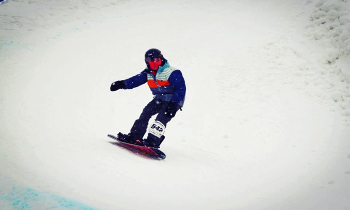 Cannonsburg Ski Area - Cannonsburg Ski Area: Lift Ticket with Option for Ski or Snowboard Rental at Cannonsburg Ski & Ride Area (Up to 47% Off)