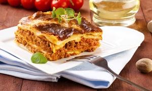 BON APPÉTIT: Catering per 10, 20 o 40 persone con finger food, affettati, lasagne, dolci e frutta (sconto fino a 67%)