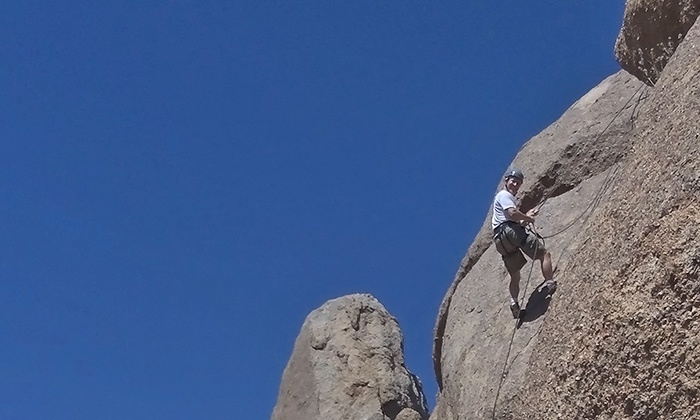 Epic Adventures AZ - North Scottsdale: Four-Hour Rappelling Experience for Two or Four at Epic Adventures AZ (71% Off)