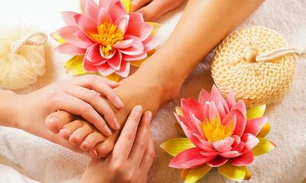 1x oder 2x 90 Minuten Wellness-Programm für die Füße bei Kawaii Nails (bis zu 54% sparen*)