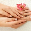 Up to 58% Off 1 or 2 Mani-Pedis at Nails by Leslie