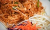 Thai One On_Queen Street Location - Multiple Locations: $15 for $30 Worth of Thai Cuisine at Thai One On
