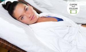 Centro Estético Poder Feminino: Centro Estético Poder Feminino – Bangu: míni day spa com 3 procedimentos para 1 ou 2 pessoas