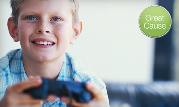 Sunflower Kids - Lexington: If 30 People Donate $10, Then Sunflower Kids Can Purchase a Video-Game System and Games for Family Visitation Room