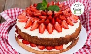 Lojinha do Cupcake: Lojinha do Cupcake – Planalto Verde: 1, 2 ou 3 kg de naked cake