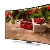 """Samsung 55"""" Curved 4K UHD Smart LED HDTV"""