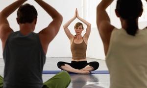 Worthy Yoga: Four Weeks of Unlimited Yoga Classes at Worthy Yoga, LLC (70% Off)