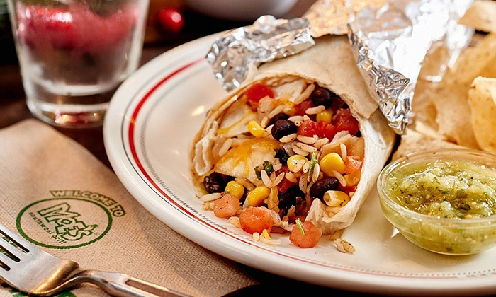 Moe's Southwest Grill - Katy: Moe's Southwest Grill — $15 Worth of Tex-Mex Cuisine  (Up to 40% Off)