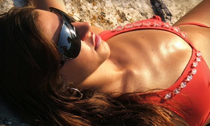 Solar Salon - New York: $25 Worth of Tanning