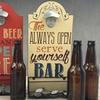 Wall Mounted Beer Cap Catchers